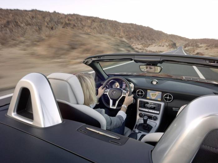 2012 Mercedes-Benz SLK-Class Roadster Photos