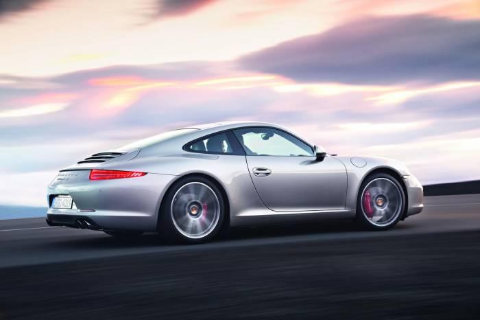 2012 Porsche 911 (991) Photos