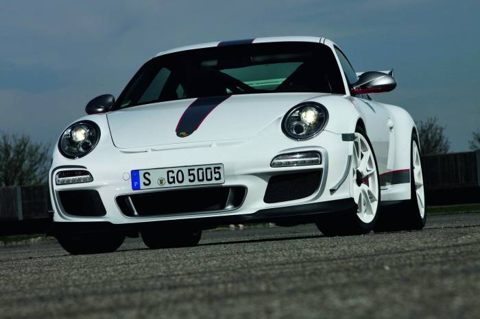 2012 Porsche 911 GT3 RS 4.0 Photos
