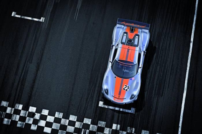 2012 Porsche 918 RSR Photos