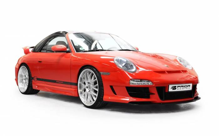2012 Porsche 996 Prior Design PD3 Aerodynamic kit Photos