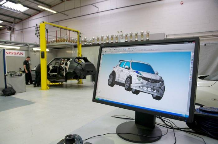 2012 Nissan Juke-R Concept Photos