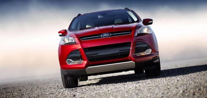 2013 Ford Escape Photos