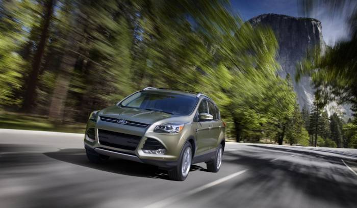 2013 Ford Escape Photos