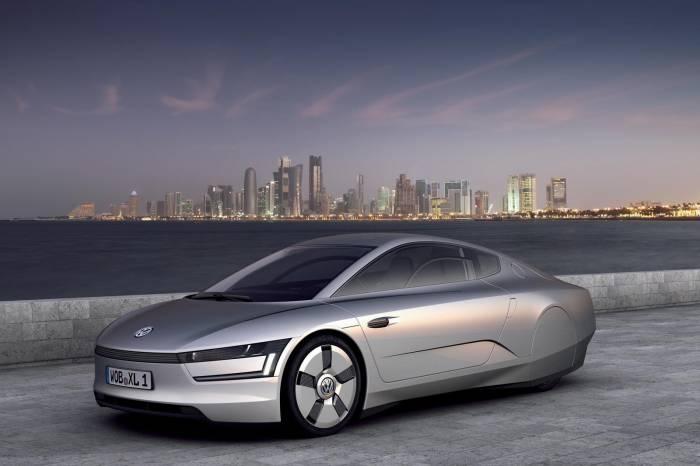 2012 Volkswagen Formula XL1 concept Photos