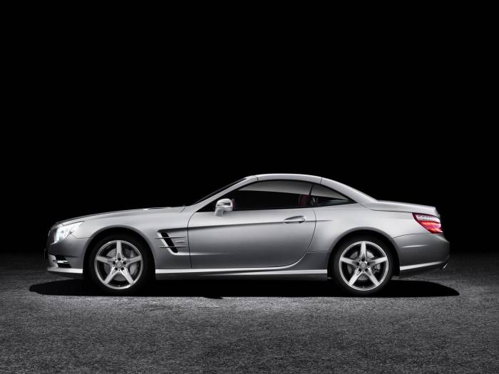 2013 Mercees-Benz SL-Class (R231) Photos