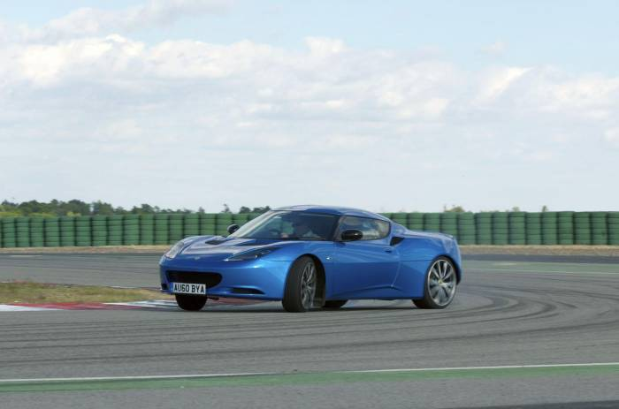 2011 Lotus Evora S Photos
