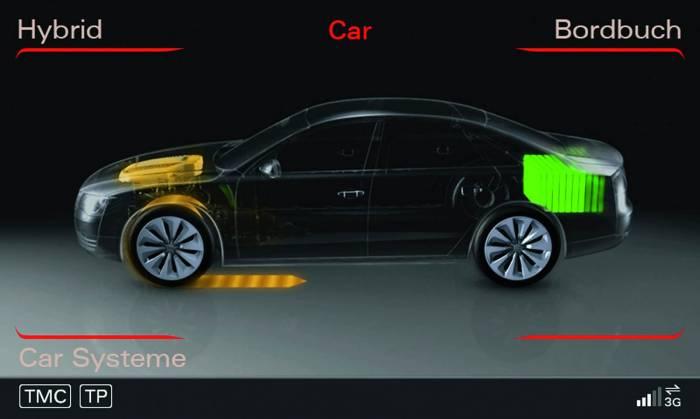 2012 - 2013 Audi A8 Hybrid Photos