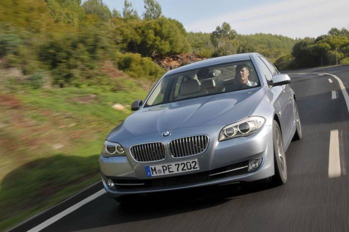 2012 BMW ActiveHybrid 5 Photos