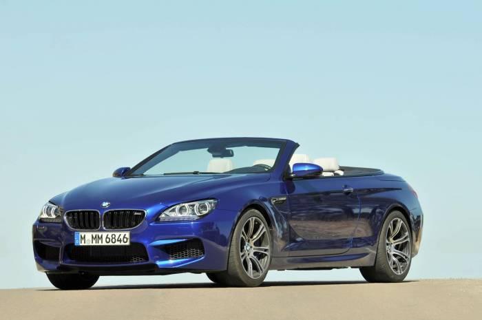 2013 BMW M6 Convertible Photos