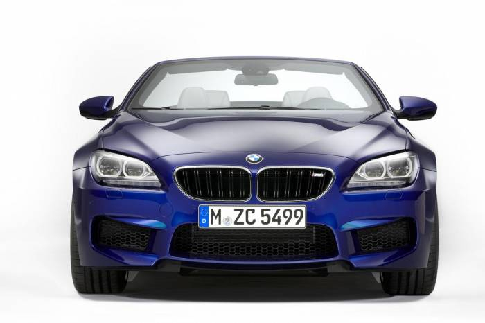 2013 BMW M6 Convertible Photos