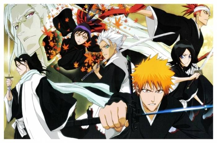Bleach Anime Pictures
