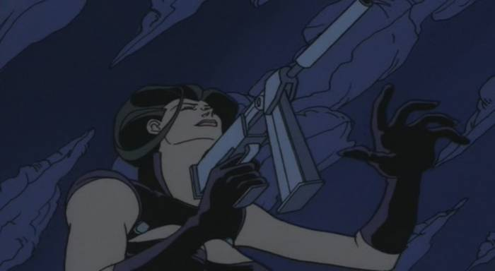Aeon Flux-The Shorts Pictures