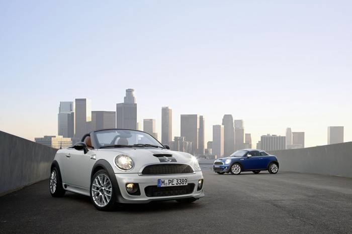 2012 MINI Cooper Roadster Photos