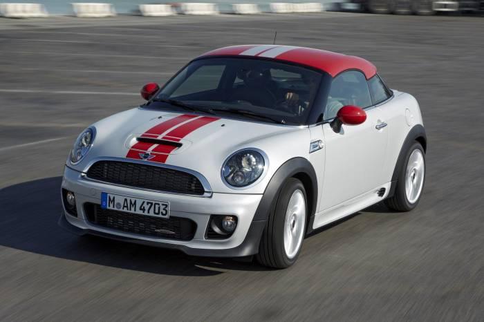 2012 MINI Coupe Photos