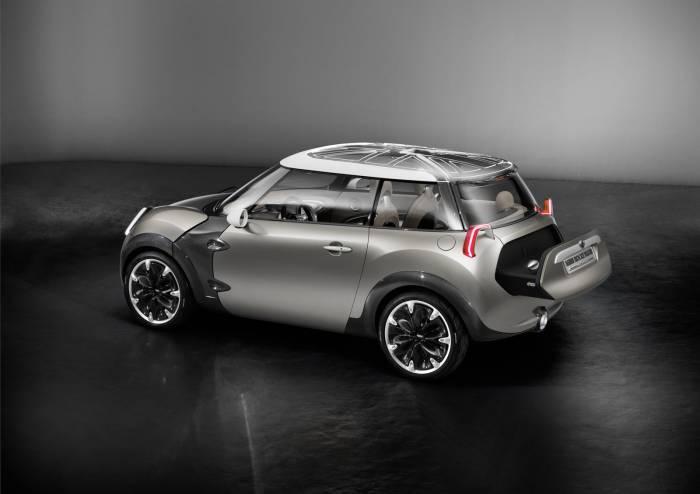 2012 MINI Rocketman Concept Photos
