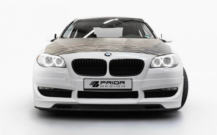2012 BMW 5 Series F10 by Prior Design Photos