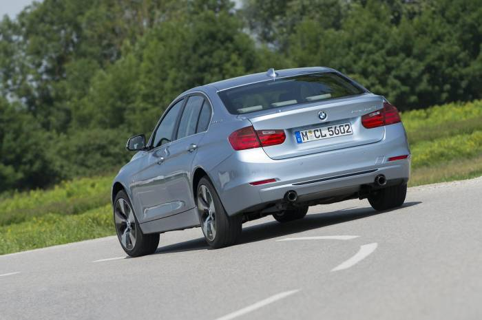 2013 BMW ActiveHybrid 3 Photos