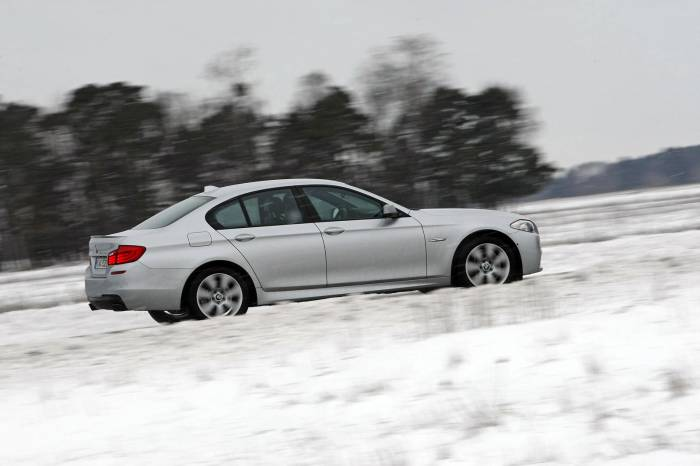 2013 BMW M550d xDrive Photos