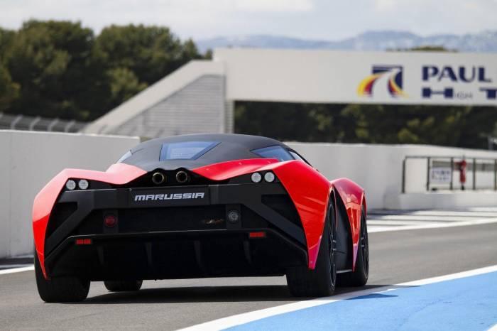 2011 Marussia B2 Photos