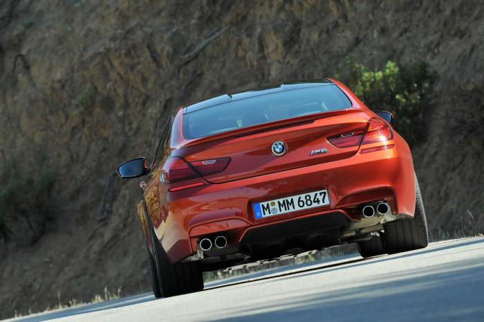 2013 BMW M6 Coupe Photos