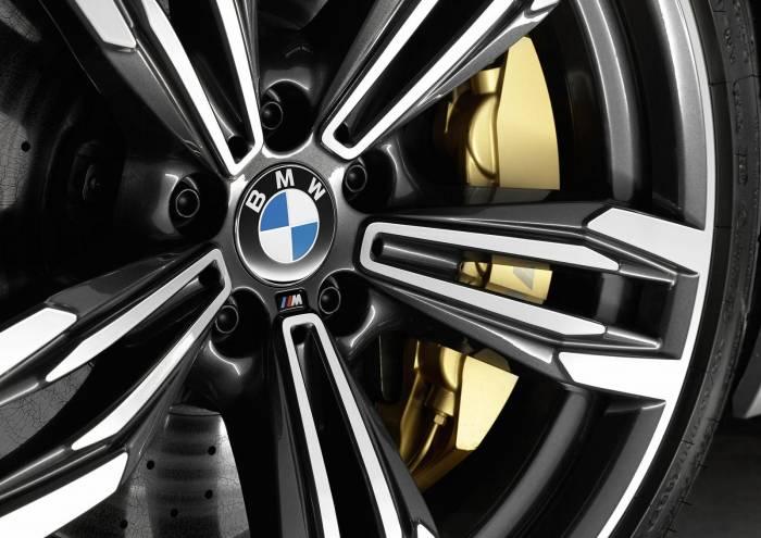 2013 BMW M6 GranCoupe Photos