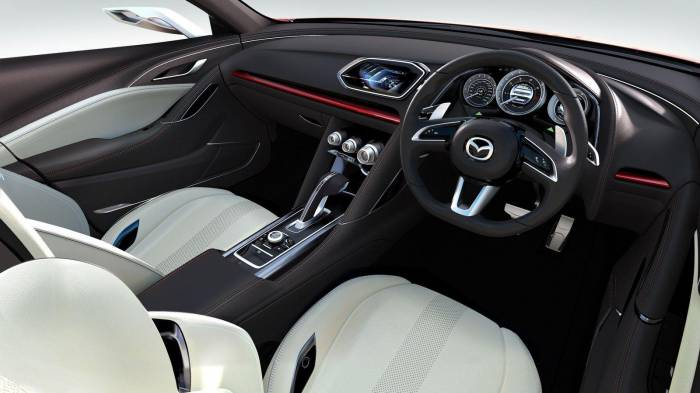 2012 Mazda Takeri Concept Photos