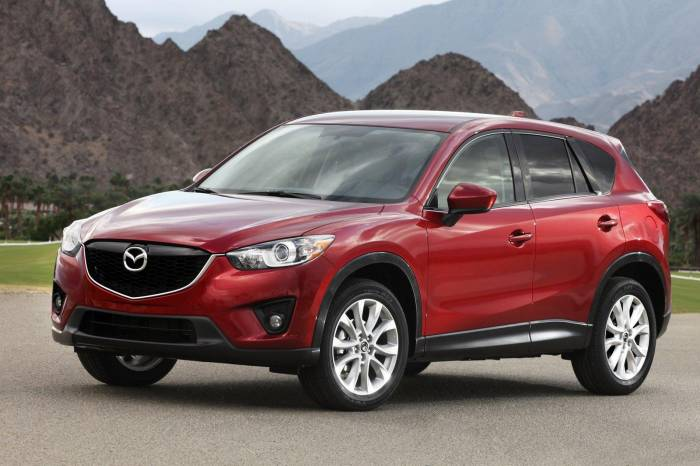 2013 Mazda CX-5 Photos