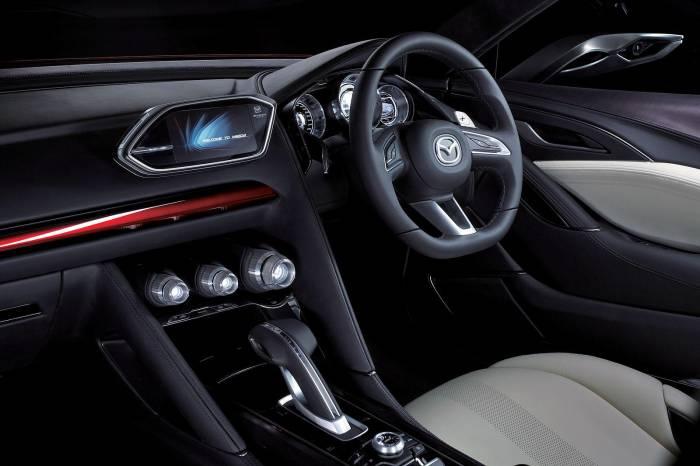 2013 Mazda Takeri Concept Photos