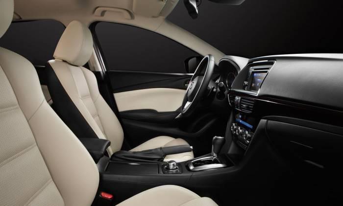 2014 Mazda6 Photos
