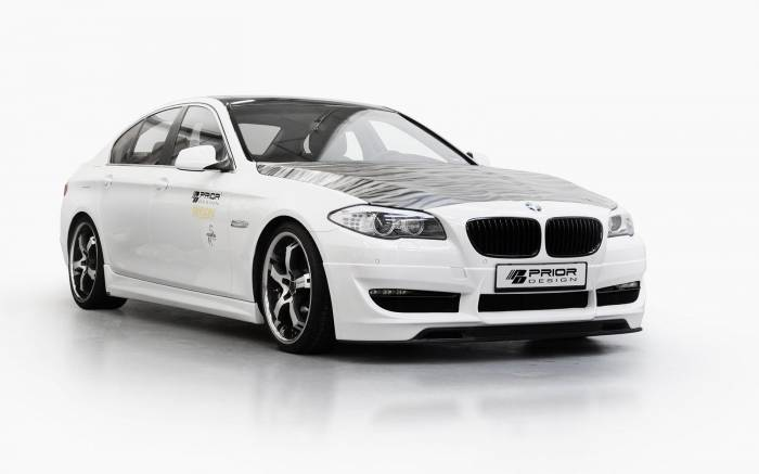 BMW 5 Series F10 by Prior Design Photos
