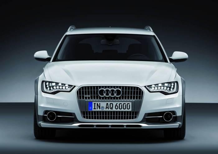 2013 Audi A6 Allroad Photos