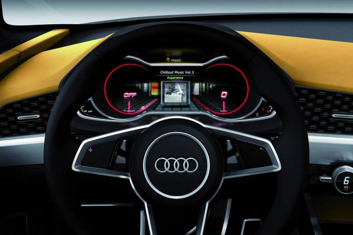 2013 Audi Crosslane Coupe Concept Photos