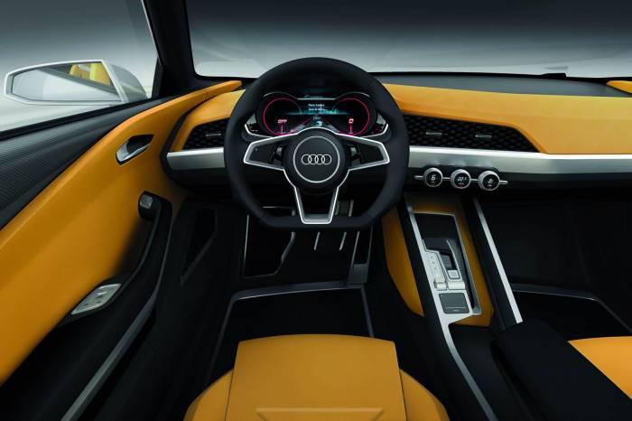 2013 Audi Crosslane Coupe Concept Photos
